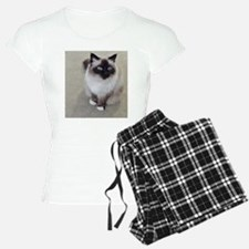 """Beautiful BIRMAN"" Pajamas"