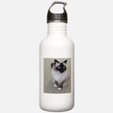 """Beautiful BIRMAN"" Water Bottle"