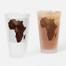 Cool African Drinking Glass