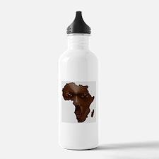 Cute Zambia Water Bottle