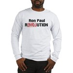 Ron Paul Revolution Long Sleeve T-Shirt