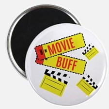 Movie Buff Magnets