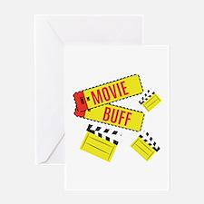 Movie Buff Greeting Cards
