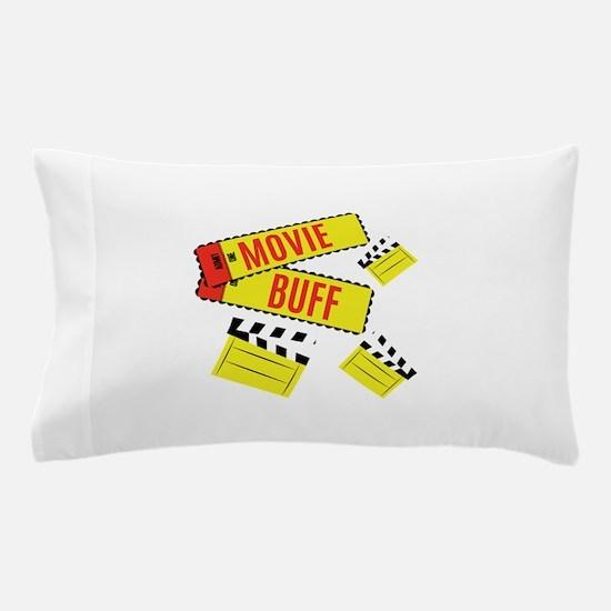 Movie Buff Pillow Case