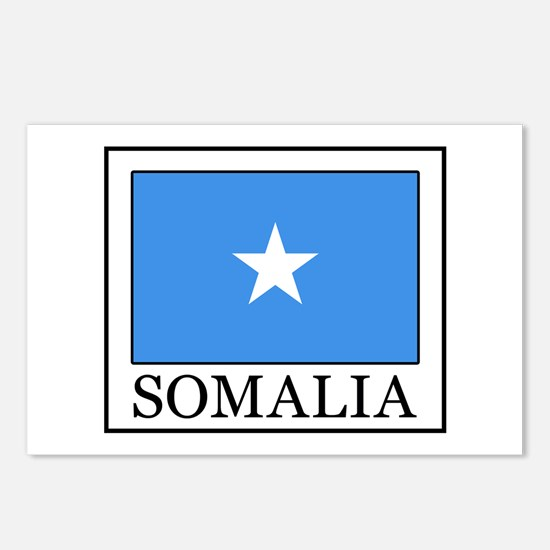 Somalia Postcards (Package of 8)