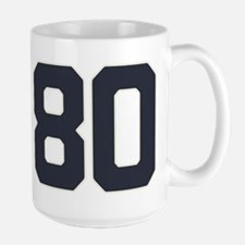 80 80th Birthday 80 Years Old Mug