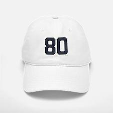 80 80th Birthday 80 Years Old Baseball Baseball Cap