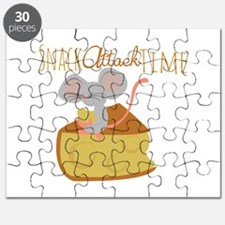 Snack Attack Time Puzzle