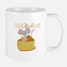 Snack Attack Time Mugs