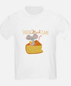 Snack Attack Time T-Shirt