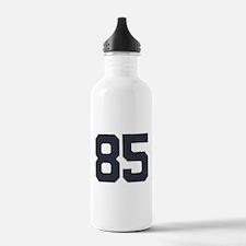 85 Happy 85th Birthday Water Bottle