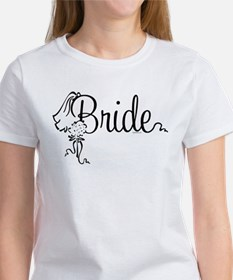 Bride Bouquet Women's T-Shirt