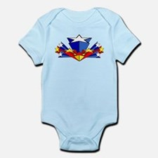 Wonder Woman Infant Bodysuit