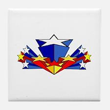 Wonder Woman Tile Coaster