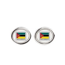 Mozambique Oval Cufflinks