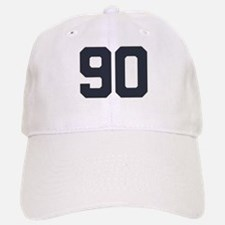90 90th Birthday 90 Years Old Baseball Baseball Cap