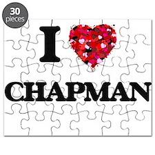 I Love Chapman Puzzle
