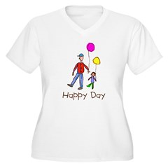 Kid Art Happy Day T-Shirt