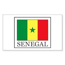 Senegal Decal