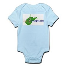 WVAngler.com Infant Creeper