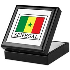 Senegal Keepsake Box