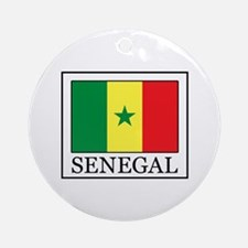 Senegal Ornament (Round)