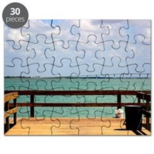 Sanibel Pier Puzzle