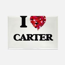 I Love Carter Magnets