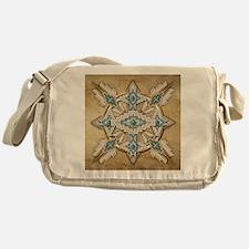 Cute Native Messenger Bag