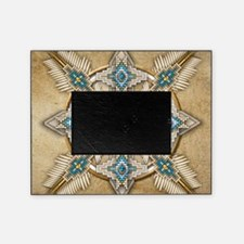 Cool American indian Picture Frame