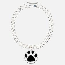 Paw Print Template Bracelet