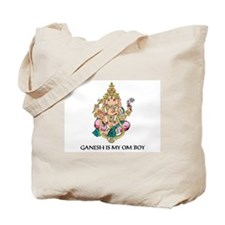 MY OM BOY Tote Bag