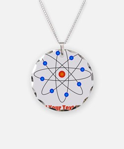 Atom Template Necklace