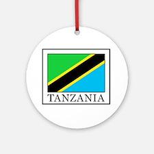 Tanzania Ornament (Round)