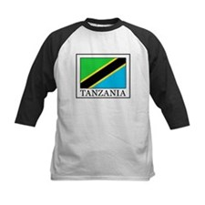 Tanzania Baseball Jersey
