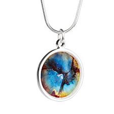Trifid Nebula Necklaces