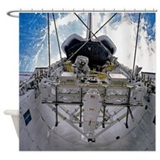 Space Shuttle Endeavour STS-49 Shower Curtain