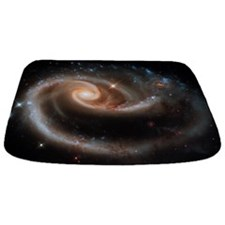 Arp 273 Rose Galaxy Bathmat