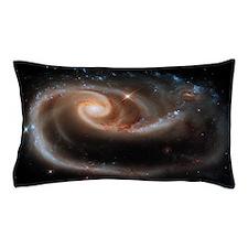 Arp 273 Rose Galaxy Pillow Case