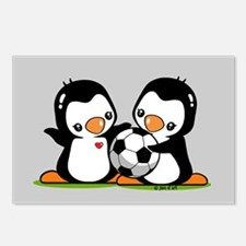 I Love Soccer (6) Postcards (Package of 8)