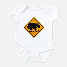 Wombat Sign Infant Bodysuit