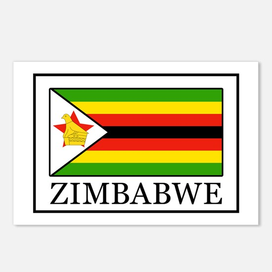 Zimbabwe Postcards (Package of 8)