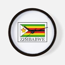 Zimbabwe Wall Clock
