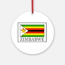 Zimbabwe Ornament (Round)