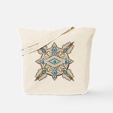 Native American Style Mandala 29 Tote Bag