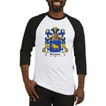 Brouard Family Crest Baseball Jersey