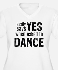 Says Yes when Ask T-Shirt