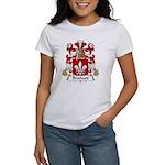 Brochard Family Crest Women's T-Shirt
