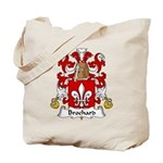 Brochard Family Crest Tote Bag