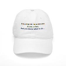 A One, A Two, Frankie! retro color Baseball Baseball Baseball Cap